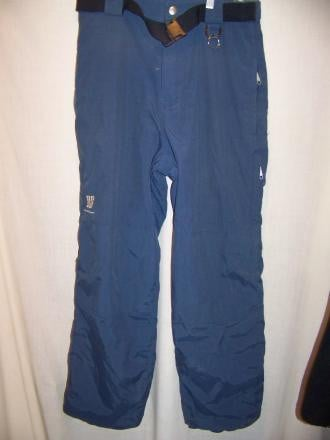 DS Insulated Snowboard Ski Pants, Mens Medium