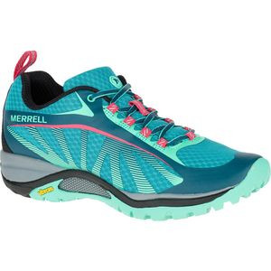 Siren Edge Hiking Shoe - Women's Blue, 9.0 - Good