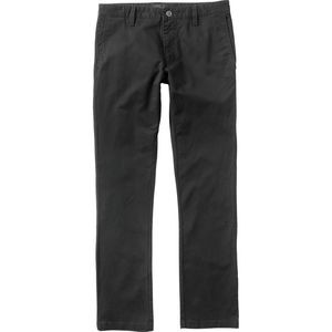 Stapler Twill Chino Pant - Men's Black, 33 - Excellent