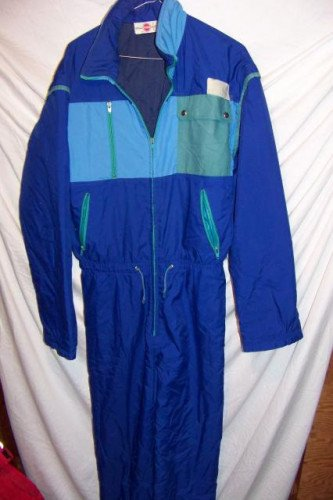 Vintage Colmar Insulated One Piece Snow Ski Suit, Men's 40 Medium