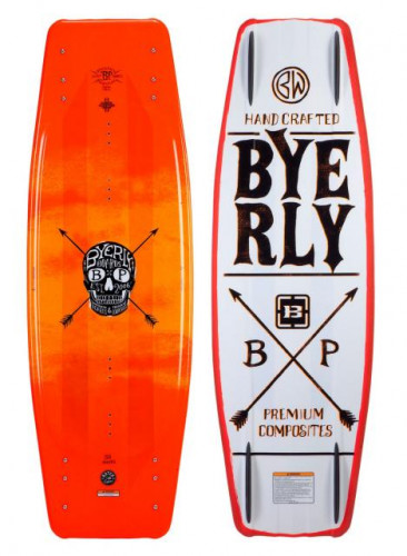2014 BYERLY BP WAKEBOARD