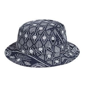 Bandana Bucket Hat Navy, L/XL - Like New