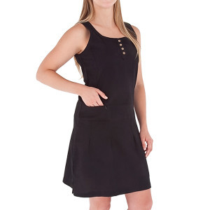 Cool Mesh Dress - Women's Jet Black, M - Excellent