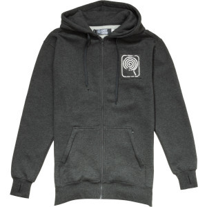 Veteran Full-Zip Hoodie - Men's Dark Heather Grey,