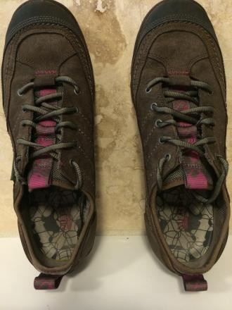Merrell Stone Hiking Shoes, Women's Size 10