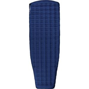 Insulated Double Z Sleeping Pad Navy, Wide/Regular - Excellent