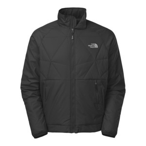 Red Slate Insulated Jacket - Men's Tnf Black, M -