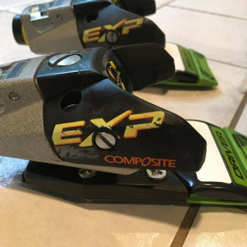 Salomon EXP 977 Driver Ski Bindings