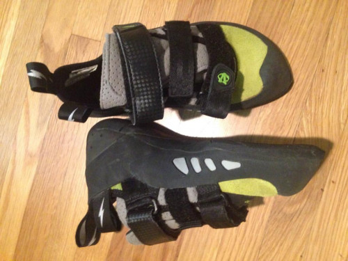 Evolv Geshido Climbing Shoes