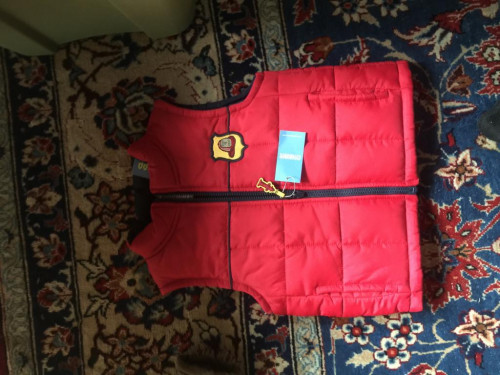 Gymboree Kids Vest Red