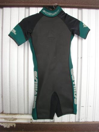 Ski Warm 3/4 Wet Suit  size small