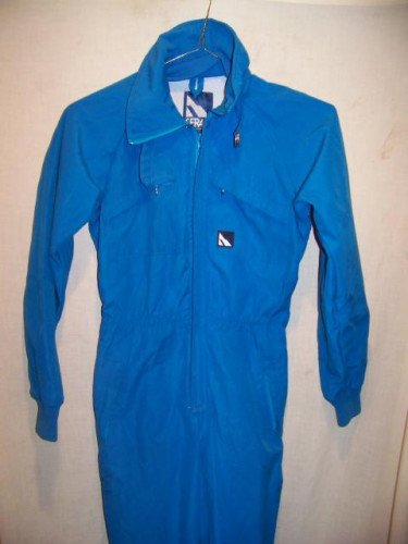 Vintage Serac One Piece Ski Suit, Womens 6 Small
