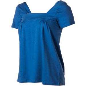 Lupe Top - Short-Sleeve - Women's Lapis, XS - Exce