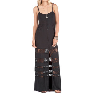 Dark Heart Dress - Women's Black, S - Like New