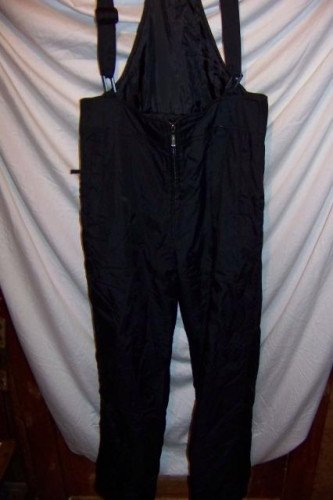 Head Insulated Snow Ski Pants Bibs, Men's Large