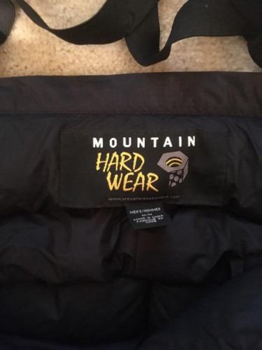 Mountain Hard Wear Absolute Zero Parka and Pants