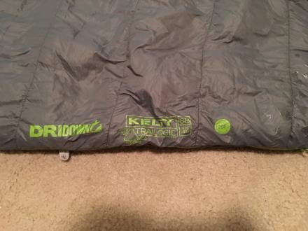 Kelty Trailogic SB20 Down Sleeping Bag Men's