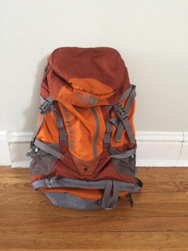 North Face Terra 30 Backpack