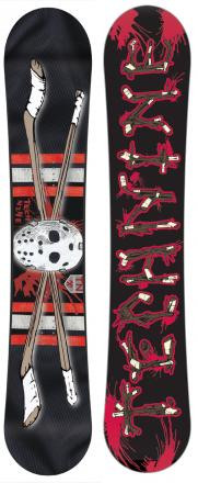 2015 Technine Thompson Pro Hockey Snowboard