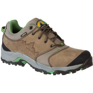 FC ECO 2.0 GTX Hiking Shoe - Men's Brown/Green, 43