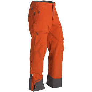 Flexion Softshell Pant - Men's Orange Haze, M - Ex