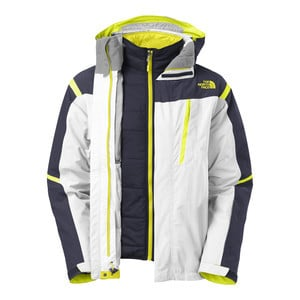 Vortex Triclimate Jacket - Men's Tnf White/Cosmic
