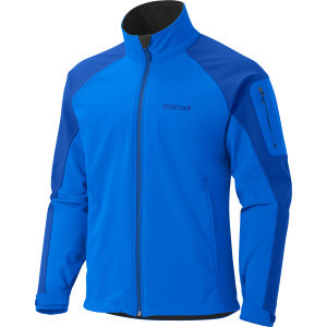 Gravity Softshell Jacket - Men's Cobalt Blue/Dark