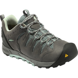 Bryce WP Hiking Shoe - Women's Raven/Misty Jade, 6