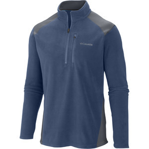 Elevator Shaft Hybrd Fleece Pullover - 1/2-Zip - M
