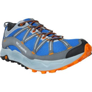 Ignite Trail Running Shoe - Men's Blue, 45.5 - Goo