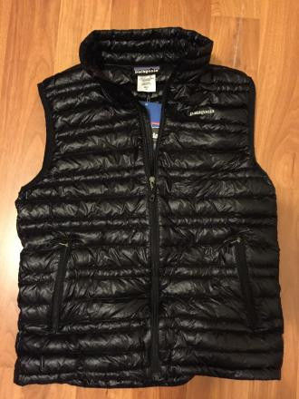 Patagonia lightweight down sweater vest