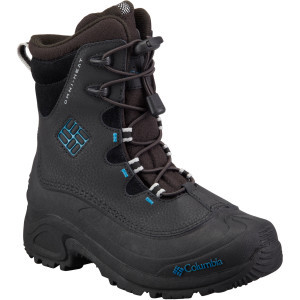 Bugaboot Plus II Omni-Heat Boot - Boys' Black/Jewe