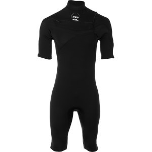 Xero Pro GBS 2mm Chest-Zip Springsuit - Men's Blac