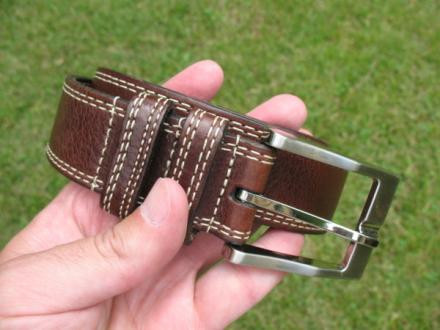 Tulliani Brown Belt