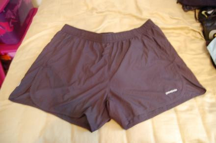 Patagonia Womens Strider Shorts, Size L