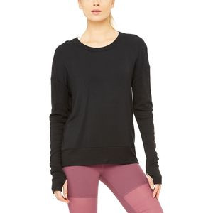 Intricate Sweatshirt - Women's Black, M - Excellent