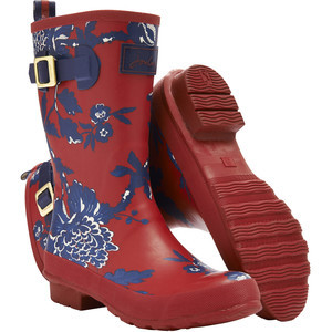 Molly Welly Boot - Women's Red Peony, US 8.0/UK 6.