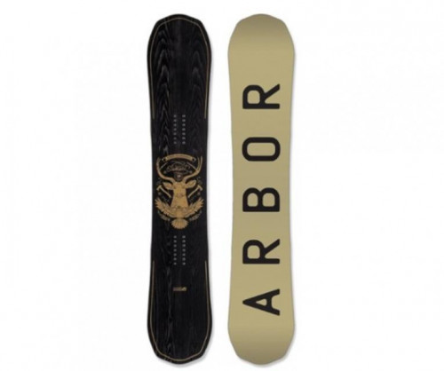 155CM NEVER USED ARBOR SNOWBOARD 2015 SERIES