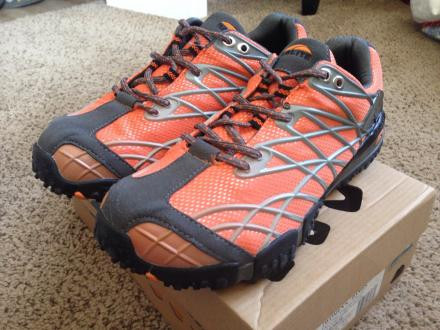 NEW Golite women's XT Comp in Tangerine size 8.5