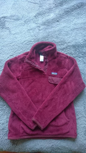 Patagonia Women's XS Re-Tool Snap-T Fleece Pullover