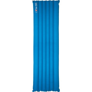 Insulated Air Core Sleeping Pad - Rectangular Blue/Gray, Wide/Regular