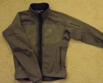 Arc'teryx Gamma MX size small, excellent condition
