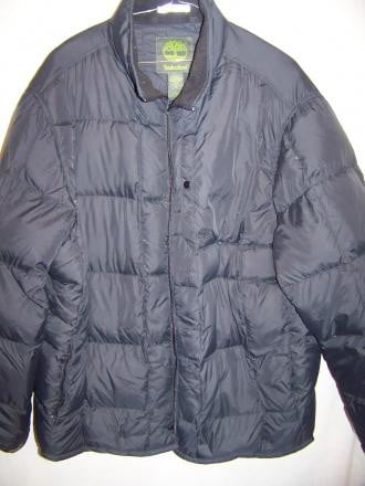 Timberland Down Sweater Jacket, Mens Xlarge