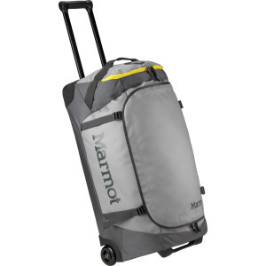 Rolling Hauler Bag - 4880-6720cu in Steel/Cinder,