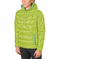 Stoic women's 800 fill down anorak