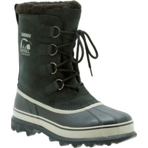 Caribou Boot - Men's Black/Tusk, 11.0 - Excellent