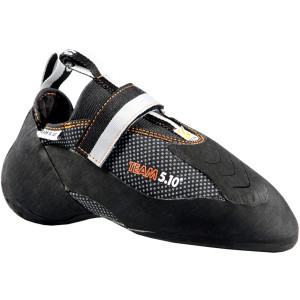 Team 5.10 Climbing Shoe Team Black, 11.0 - Excellent