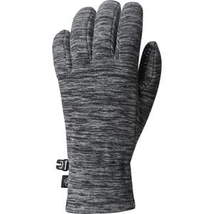 Snowpass Fleece Glove - Women's Heather Black, S - Excellent