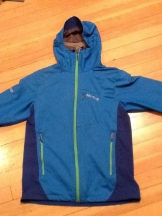 Marmot ROM Softshell (Size Medium)