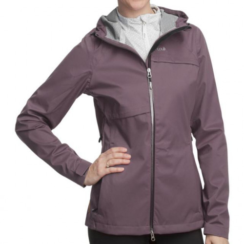 NEW LOLE CYPRESS RAIN JACKET XS